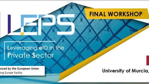 LEPS project final workshop eIDAS